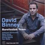 Barefooted Town (CD)