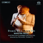 Martin Fröst - Dances To A Black Pipe (CD)