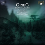 Grieg: Complete Songs/Lieder (7CD)