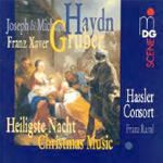 Produktbilde for Haydn / Gruber: Heiligste Nacht (UK-import) (CD)