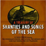 A Treasury Of Shanties And Songs Of The Sea (CD)