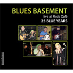 25 Blue Years - Live At Rock Cafe (CD)