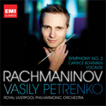Vasily Petrenko - Rachmaninov: Symphony No 3 (CD)