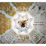 Kronos Quartet - The Music Of Vladimir Martynov (CD)