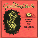 Comin' Down With The Blues (CD)
