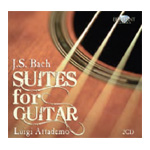 Bach J.S: Suites For Guitar (2CD)