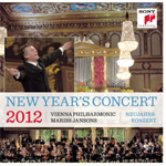 New Year's Concert / Neujahrskonzert 2012 (2CD)