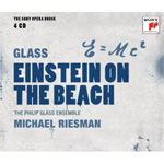 Glass: Einstein On The Beach (4CD)