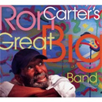 Produktbilde for Ron Carter's Great Big Band (CD)