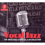 Absolutely Essential - Vocal Jazz (3CD)