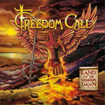Land Of The Crimson Dawn (CD)
