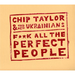 Fuck All The Perfect People (CD)