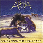 Songs From The Lions Cage (CD)