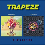 Hot Wire / Trapeze (CD)