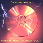 Lions And Fables - Verglas Music Sampler Vol.1 (CD)