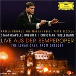 Live Aus Der Semperoper - The Lehár Gala From Dresden (CD)