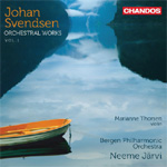 Svendsen: Orchestral Works Vol.1 (CD)