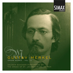 Gustav Merkel: Organ Works Vol. 4 (CD)