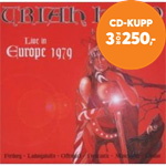 Live In Europe 1979 (2CD)