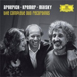 Argerich / Kremer / Maisky - The Complete Duo Recordings (13CD)