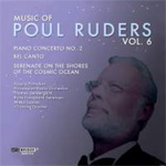 Ruders: The Music Of Poul Ruders Vol.6 (CD)
