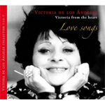 Victoria From The Heart - Love Songs (CD)