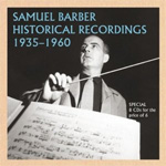 Barber: Historical Recordings 1935-1960 (8CD)