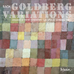 J.S Bach: Goldberg Variations (Arrenged For String Trio) (CD)