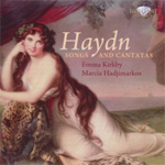 Haydn: Songs And Cantatas (CD)