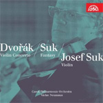 Josef Suk - Dvorak: Violin Concerto in A minor (CD)
