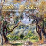 Faure: Cello Sonatas Nos. 1 & 2 (CD)