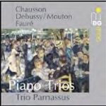 French Piano Trios (CD)