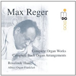 Reger: Complete Organ Works and Arrangements (14CD)