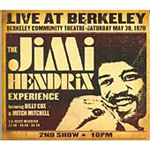 Live At Berkeley: 2nd Show, 10PM (Remastered) (CD)