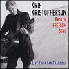 Broken Freedom Song: Live In San Francisco (CD)