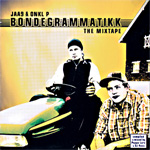 Bondegrammatikk - The Mixtape (CD)