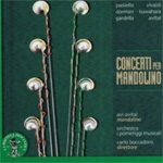 Mandolin Concertos (CD)