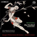 Stravinsky: The Firebird (CD)