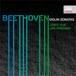 Beethoven: Violin Sonatas Nos.1-10 (4CD)