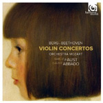 Berg/Beethoven: Violin Concertos (CD)