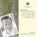 Peter Pears - A Treasury Of English Song (2CD)