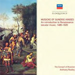 Musicke Of Sundrie Kindes (4CD)