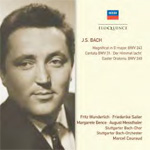 Bach: Magnificat In D-major / Cantata BWV 31 / Easter Oratorio (2CD)