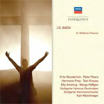 Bach: St.Matthew Passion (3CD)