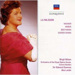 Produktbilde for Birgit Nilsson - La Nilsson (UK-import) (CD)