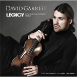 David Garrett - Legacy (CD)