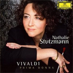 Produktbilde for Nathalie Stutzmann - Vivaldi: Prima Donna (USA-import) (CD)