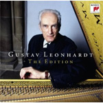 Gustav Leonhardt - The Edition (15CD)