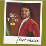 Produktbilde for Bryn Terfel - Handel: Arias - First Choice (USA-import) (CD)