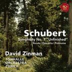 Schubert: Symphonies No. 7 & Rondo, Concerto & Polonaise For Violin And Orchestra (CD)